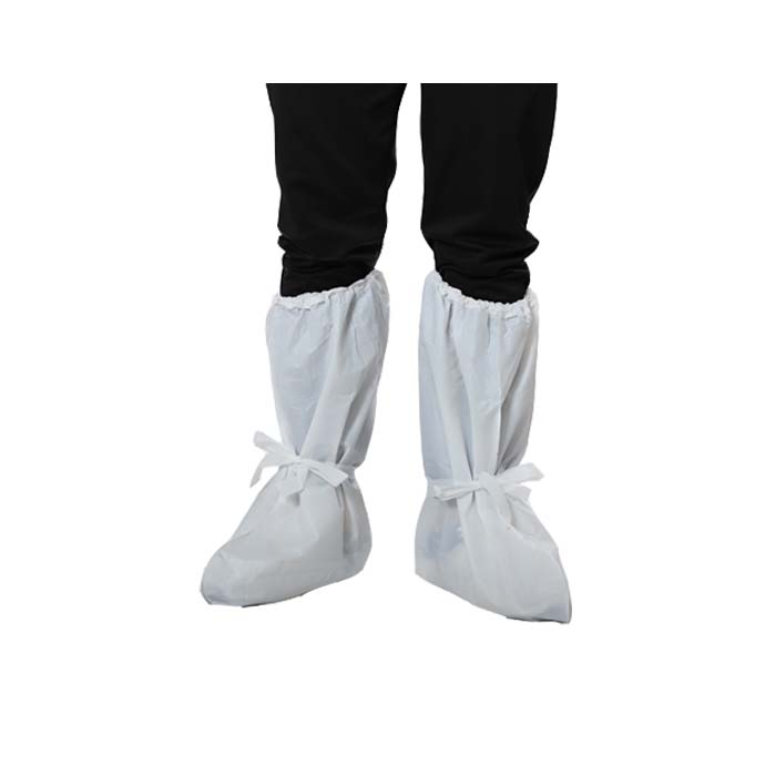 Disposable CPE boots cover